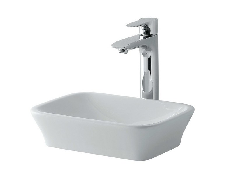 Countertop ceramic washbasin MH | Countertop washbasin by TOTO
