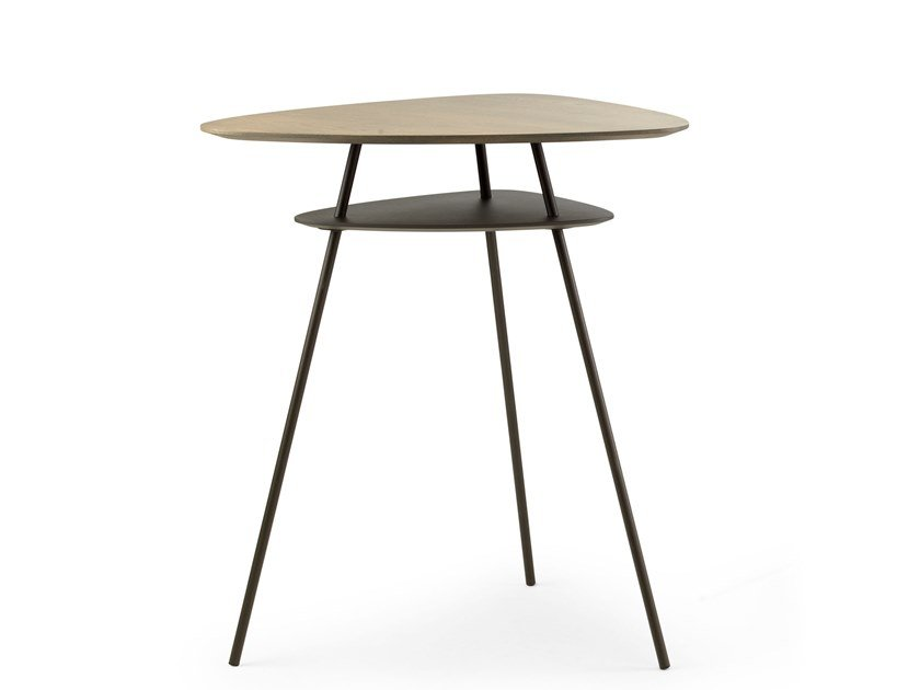 Solid wood high table LX658 by LEOLUX LX