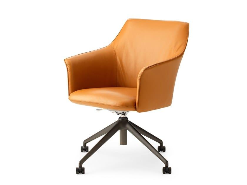 Sedia Design Regolabile.Lx671 Sedia Ad Altezza Regolabile By Leolux Lx Design