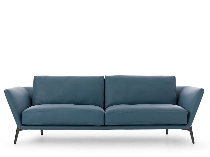 Leather sofa LXR08 | Leather sofa by LEOLUX LX