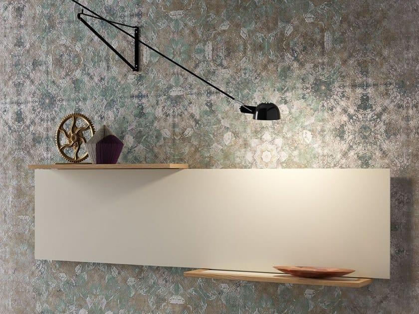 Bathroom wall shelf LYNEA   Bathroom wall shelf by CORDIVARI