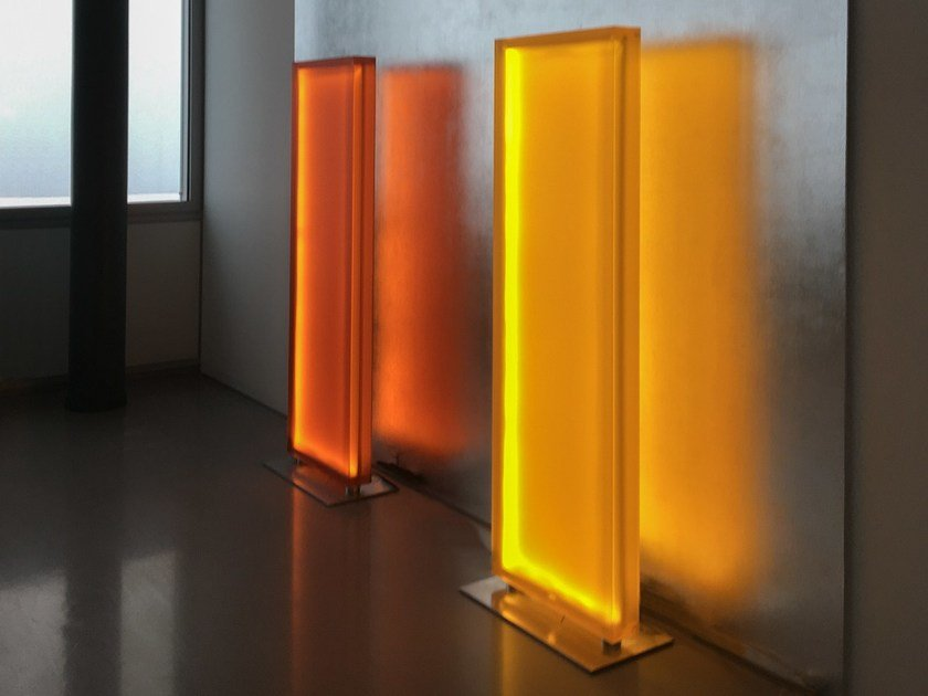 Floor lamp By Seven Colors Design