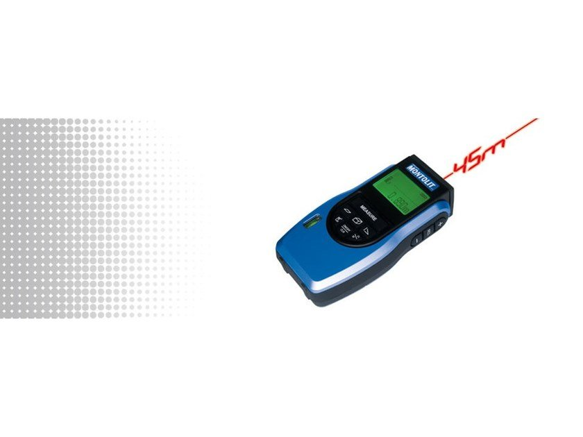 Optical and laser levels Laser Measure by BREVETTI MONTOLIT