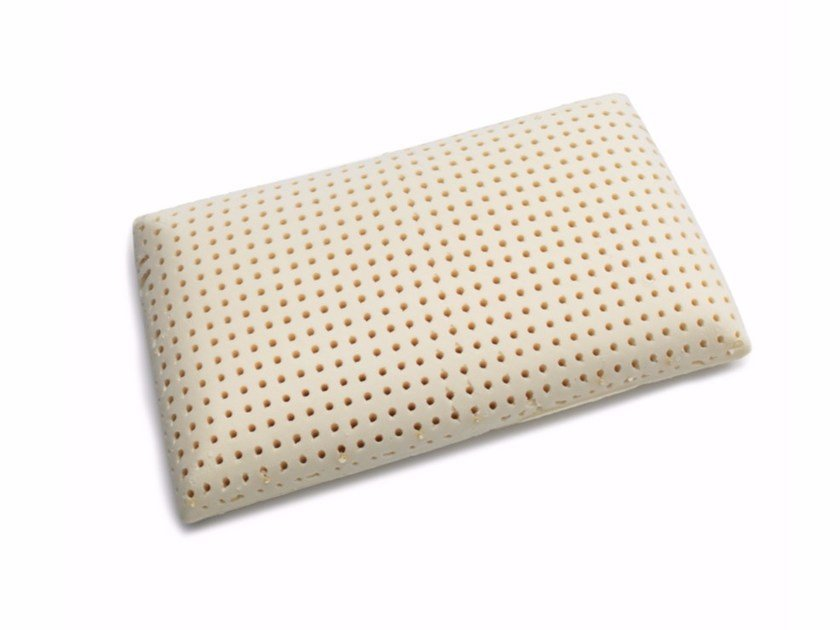 Rectangular latex pillow Latex pillow by Flou