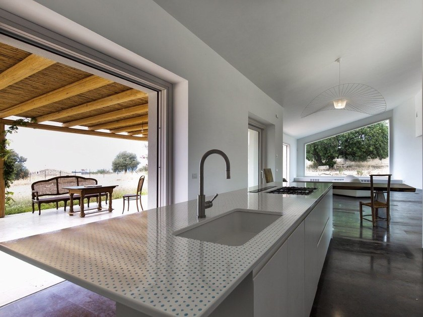 Top cucina in pietra lavica | Archiproducts