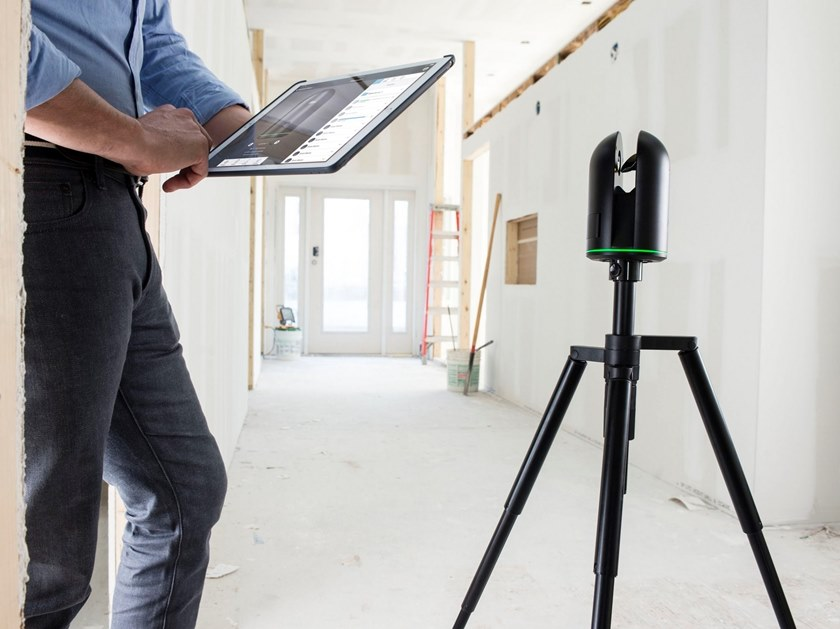 Imaging Laser Scanner Leica BLK360 Imaging Laser Scanner by Leica Geosystems