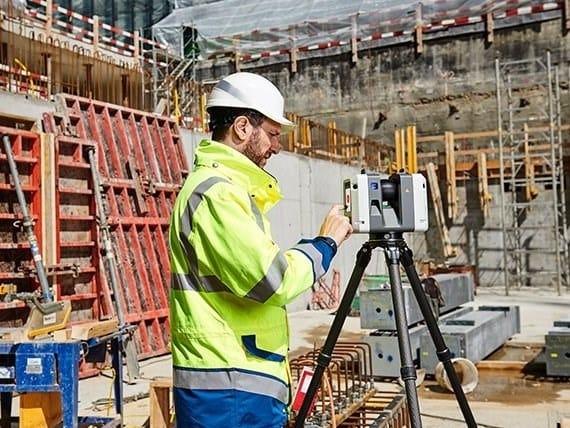 3D Laser Scanner Leica RTC360 3D Laser Scanner by Leica Geosystems