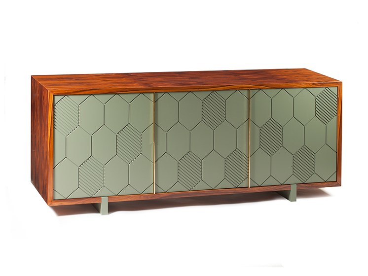 Wooden sideboard LEWIS | Sideboard by Mambo Unlimited Ideas