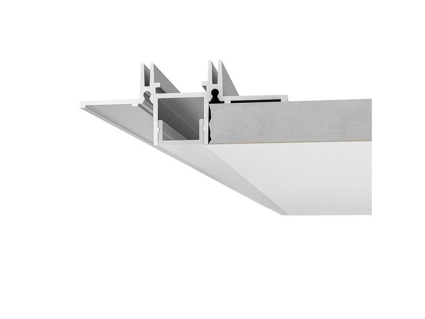Alumite® Linear lighting profile P002 | Linear lighting profile by 9010 novantadieci