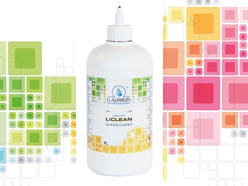 Surface cleaning product Liwrea LICLEAN by AVHIL ITALIA