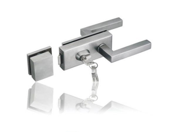Glass door lock Lock by FARAONE