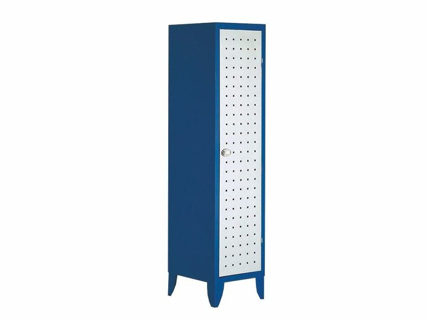 Armadietto LOCKER DESIGN INOX by Dieffebi