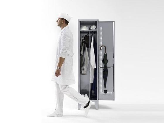 Locker LOCKER INOX by Dieffebi