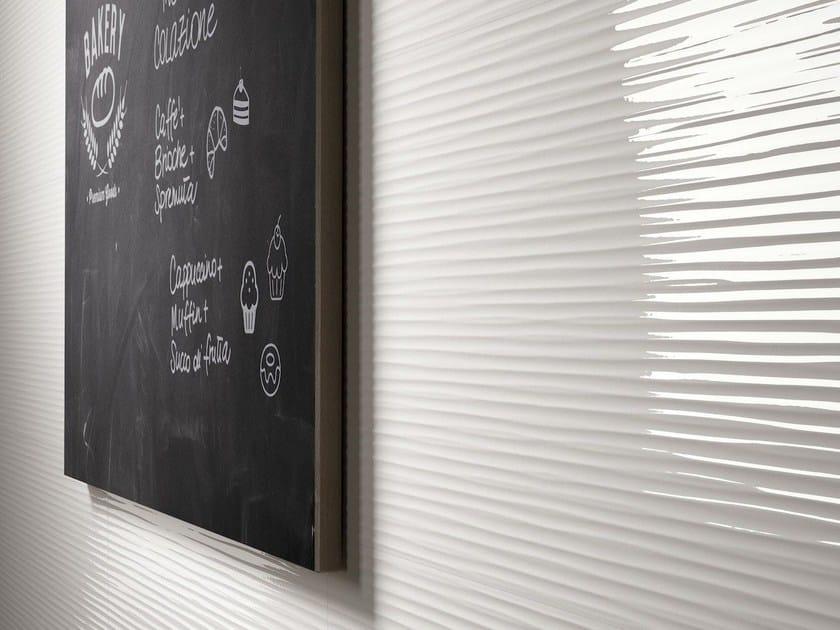LUMINA 50 x 110 Lumina Line White Gloss