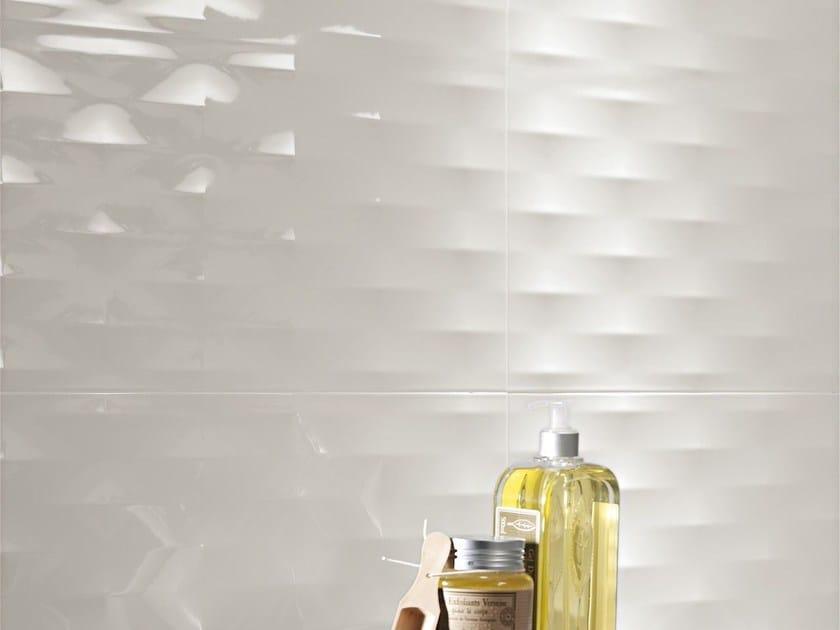 LUMINA 50 x 110 Lumina Diamante White Gloss