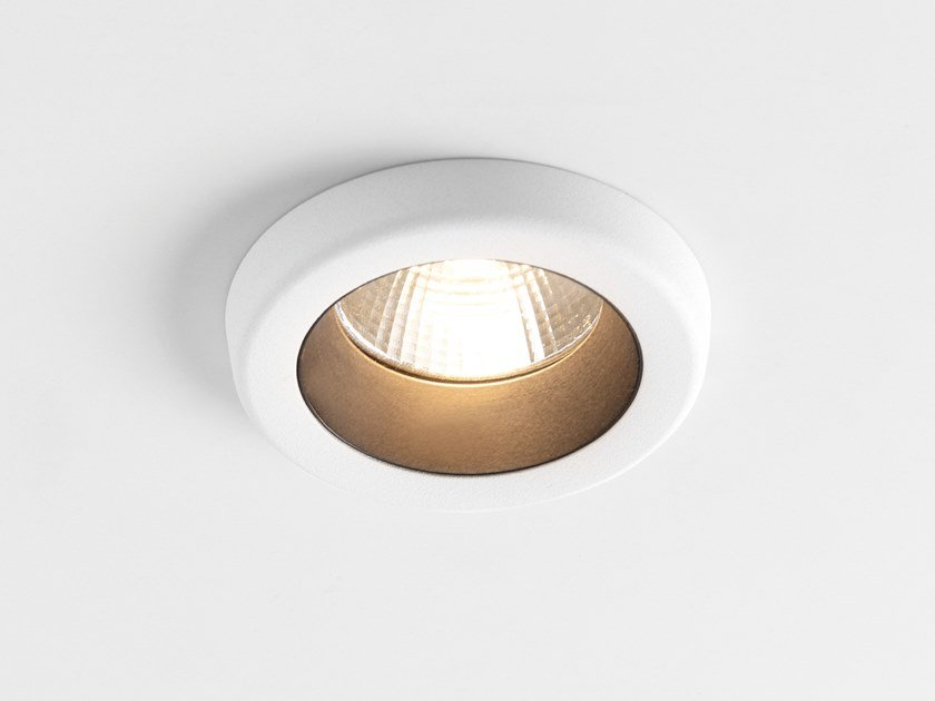 LED round recessed spotlight MÉDARD RECESSED by Modular Lighting Instruments