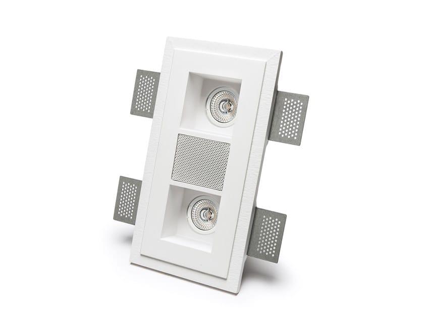 LED recessed Cristaly® spotlight M004A | Recessed spotlight by 9010 novantadieci