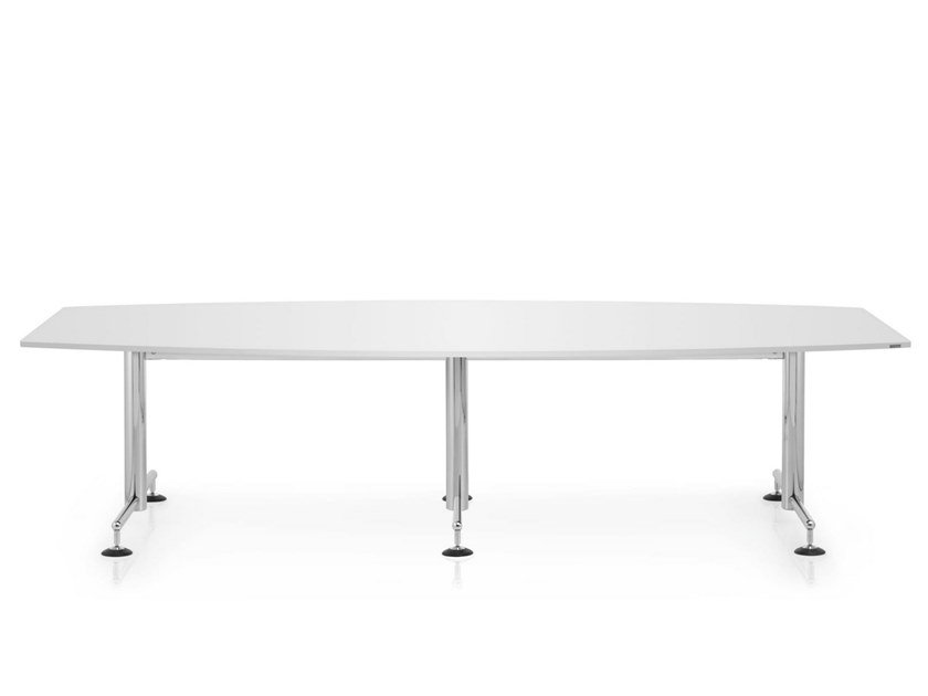 Rechteckiger Konferenztisch M1-CONFERENCE by Bosse