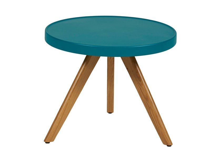 Round coffee table M17 by Tolix