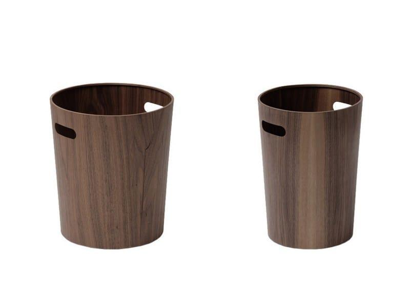 Wooden waste bin M180X | Waste bin by MINT FACTORY