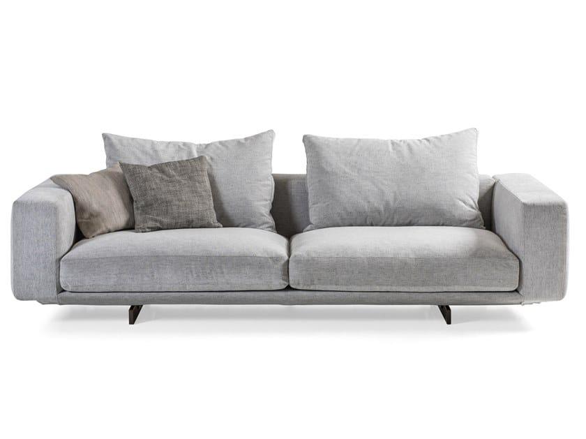 3 seater fabric sofa M2 by ALBEDO