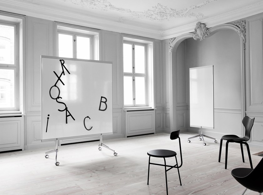 m3 mobile whiteboard by lintex design christian halleröd