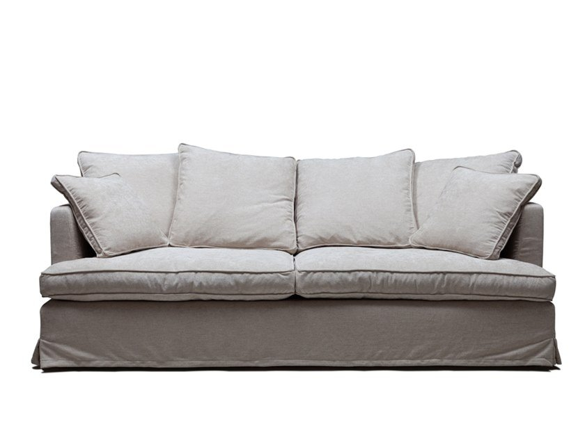 Fabric Sofa With Removable Cover Mac By Softrend