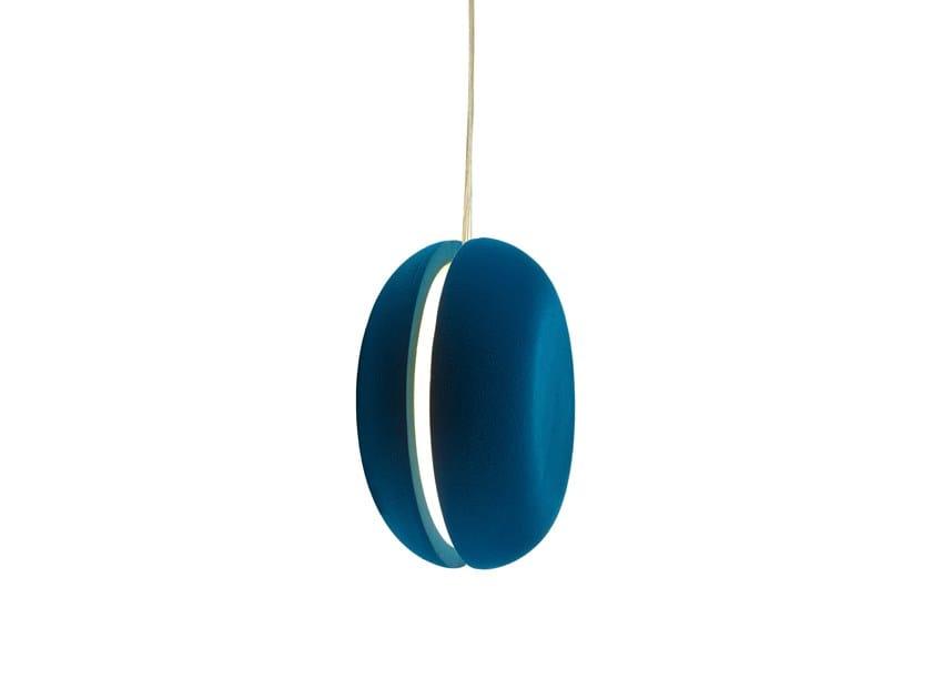 LED pendant lamp MACARON VERTICAL by Orbit