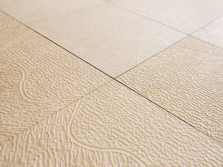 Trani stone wall/floor tiles MACCHIA APERTA by Lithos Mosaico Italia