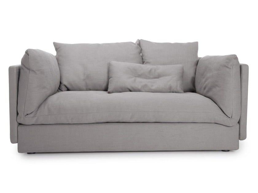 Sectional modular fabric sofa MACCHIATO SOFA by NORR11