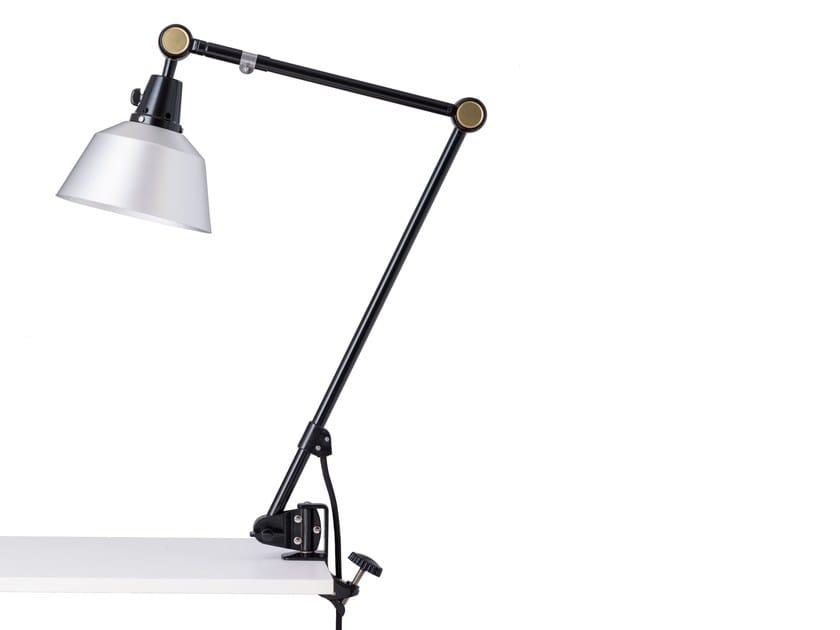 Adjustable metal desk lamp TYP 500 by Midgard