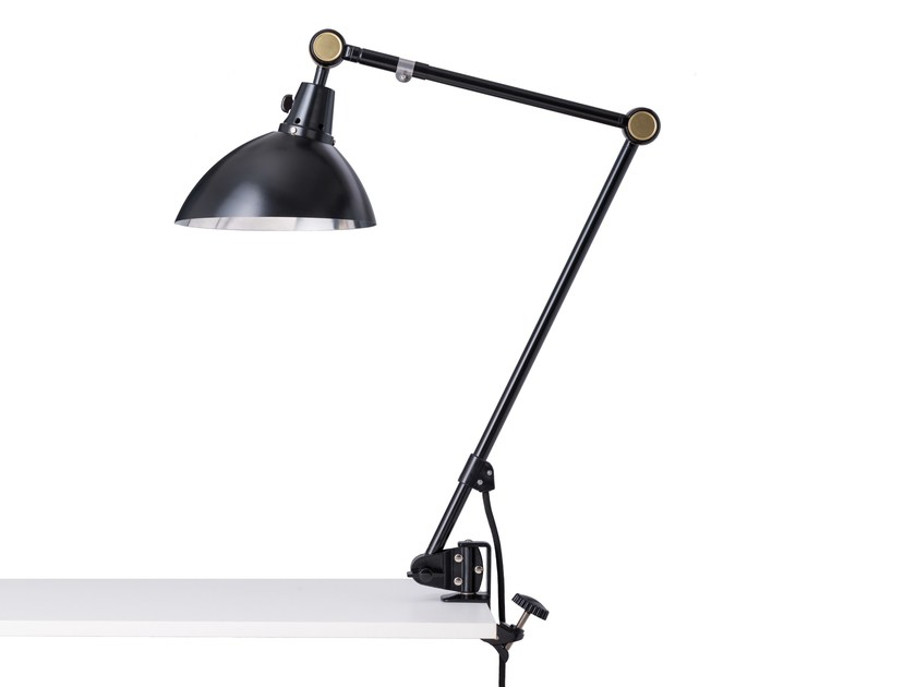 Adjustable metal desk lamp TYP 502 | Desk lamp by Midgard