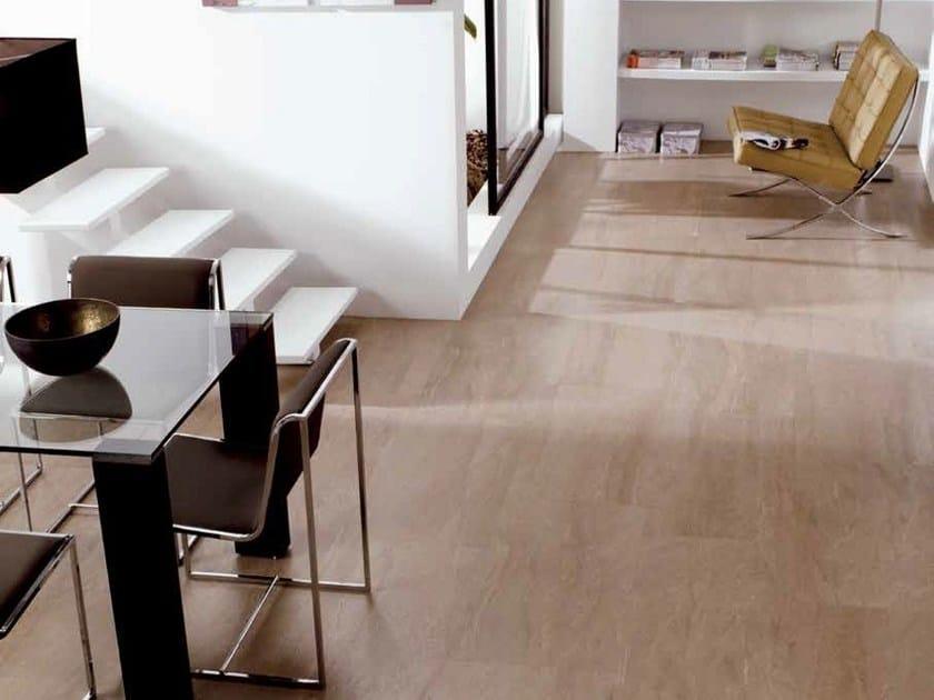 Indoor/outdoor porcelain stoneware flooring with stone effect MADAGASCAR | Porcelain stoneware flooring by Venis