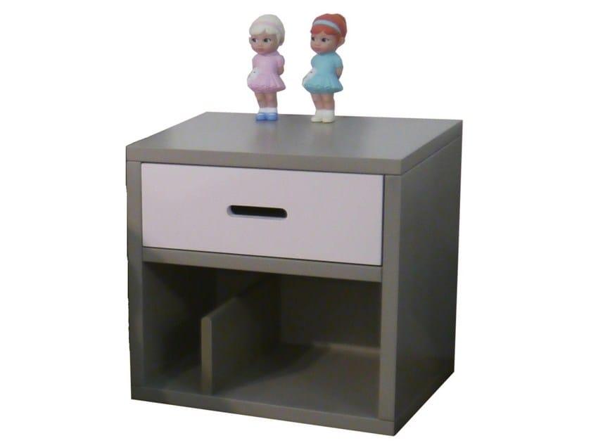 Kids' bedside table MADAKET | Kids' bedside table by Mathy by Bols