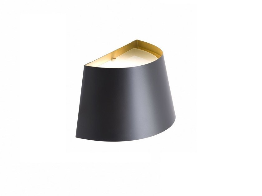 Wall light ALMA LIGHT - MADAME SMALL Black by Archiproducts.com
