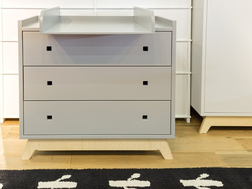 Changing table with drawers MADAVIN   Changing table by Mathy by Bols
