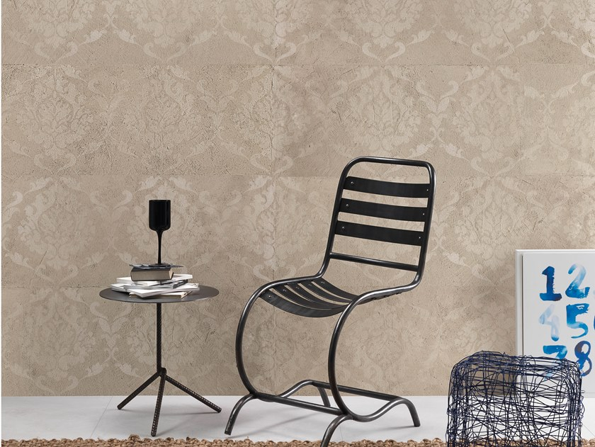 White-paste wall tiles MADE GINGER by Impronta Ceramiche