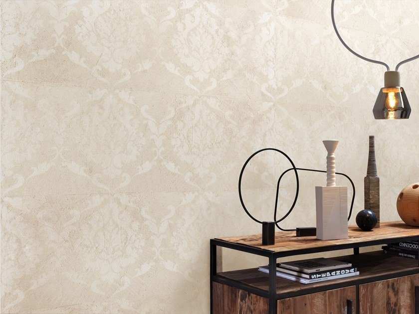 White-paste wall tiles MADE PINEAPPLE by Impronta Ceramiche