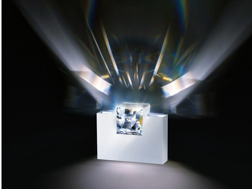 Wall light with Swarovski® crystals MADISON | Wall light by Swarovski