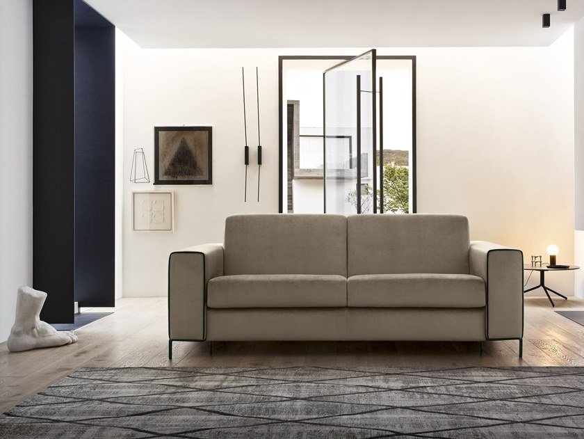 3 seater fabric sofa bed MADISON by Felis
