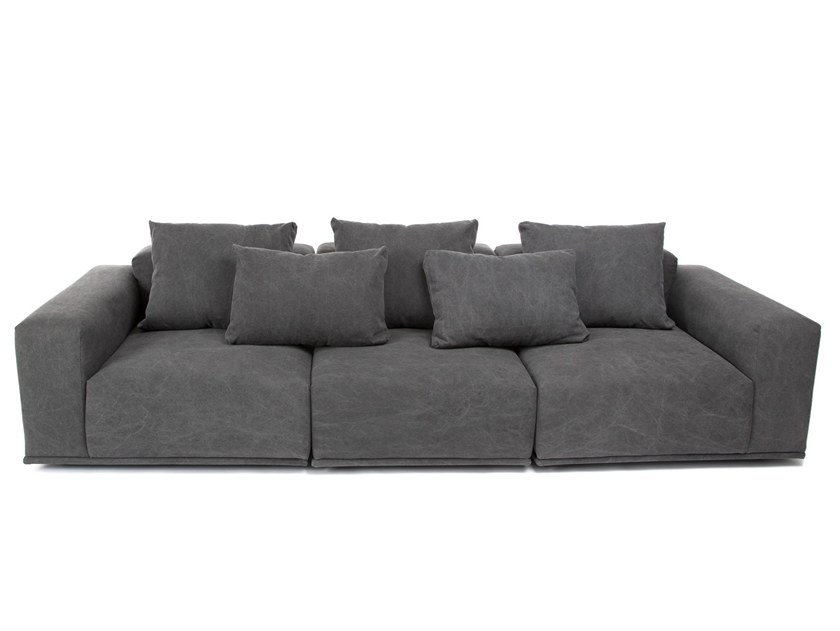 Sectional fabric sofa MADONNA SOFA by NORR11
