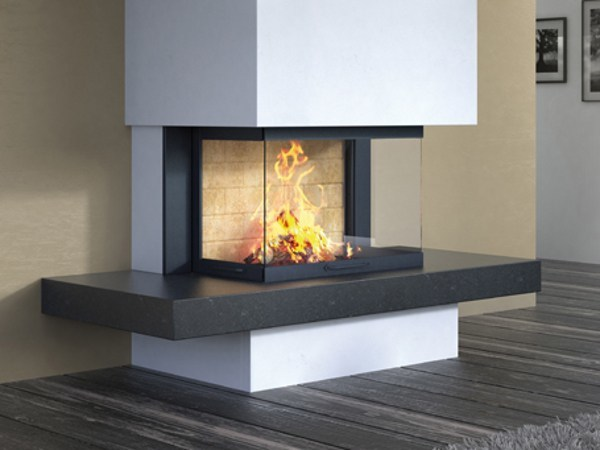 Stone Fireplace Mantel MAEVA by Axis
