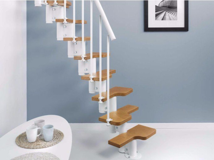 Mini-staircase MAGIA 30 by Fontanot