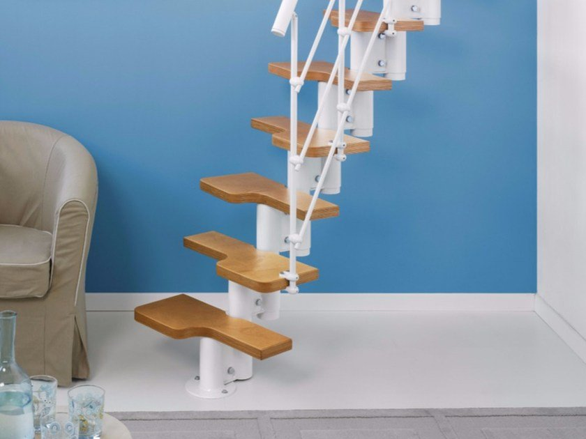 Mini-staircase MAGIA 30.XTRA by Fontanot