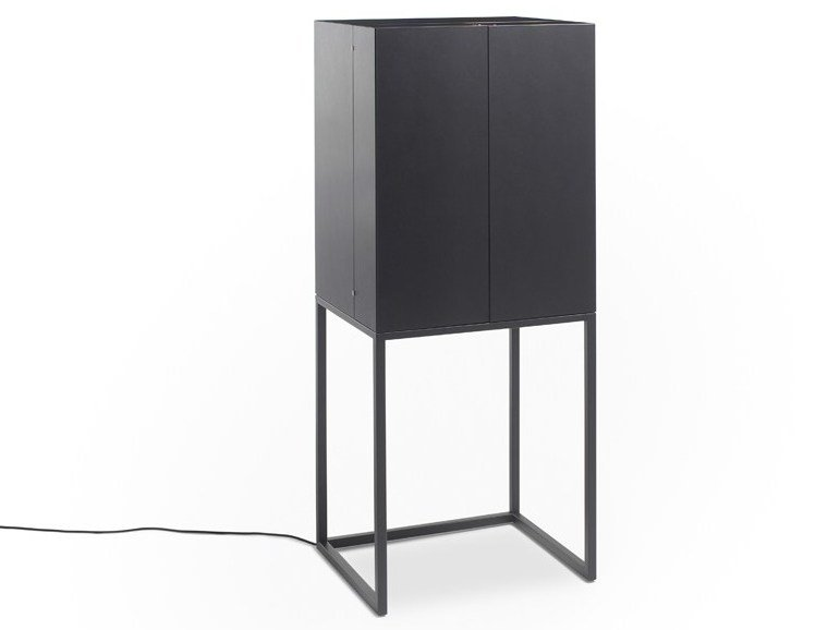 Bar cabinet MAGIC CUBE BAR S by YOMEI