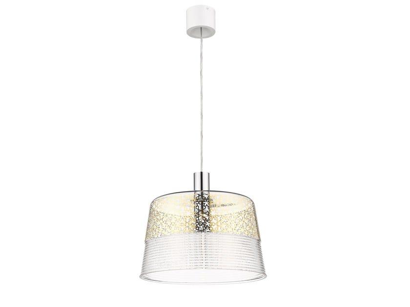 Blown glass pendant lamp MAGIC | Pendant lamp by Seyvaa