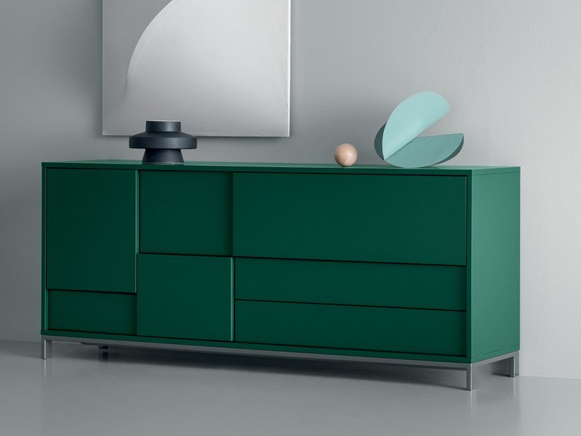 Lacquered sideboard MAGIDA | Sideboard by Md House