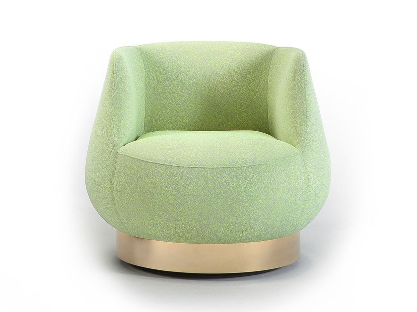 Fabric armchair MAGNUM | Armchair by Sancal