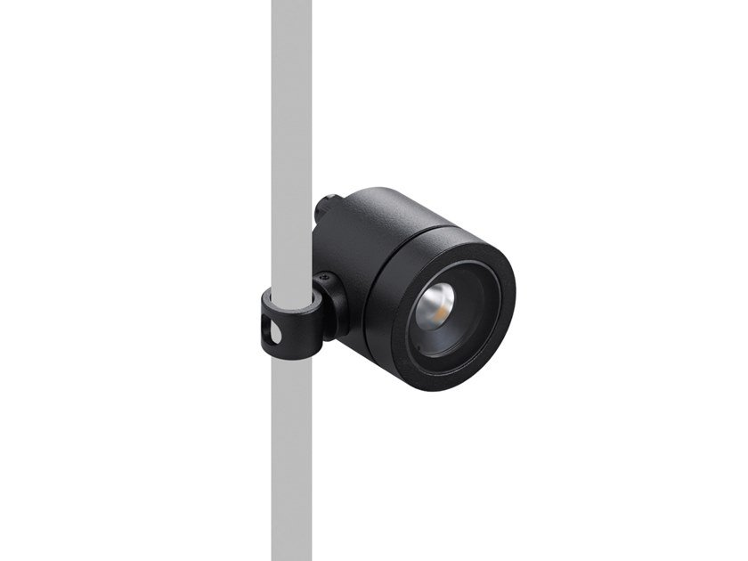 Proiettore per esterno a LED in alluminio anodizzato MAHALO POLE by Flexalighting