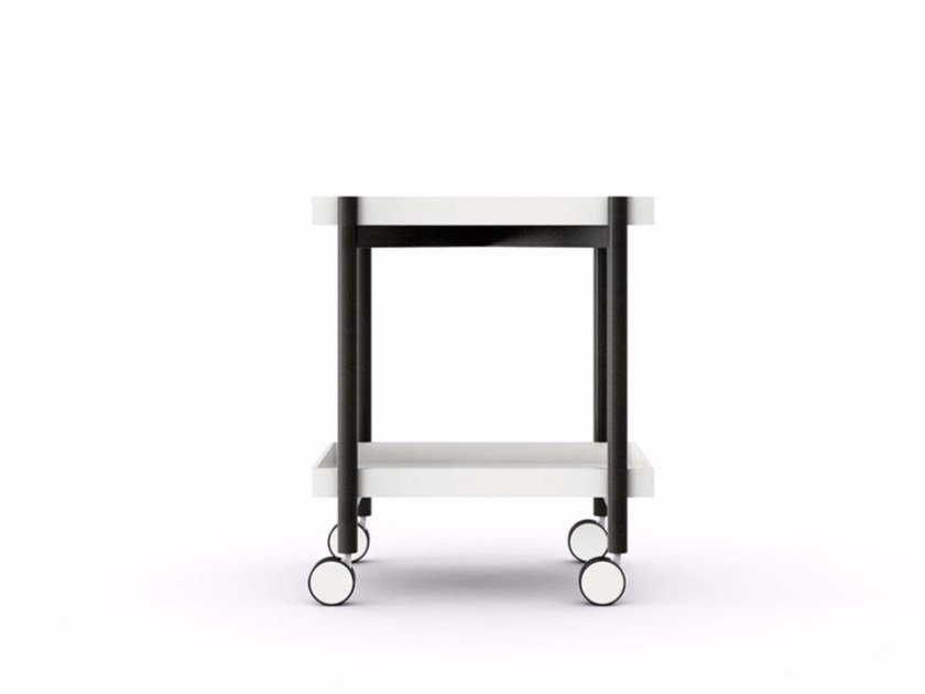 Wooden Kitchen trolley MAI TAI | Food trolley by Punt